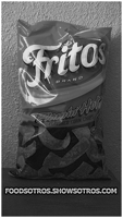 Fritos Brand Flamin' Hot Flavored Corn Chips