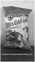 Cheetos Oven Baked Flamin' Hot Flavored chips review