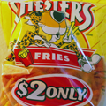 FOODSOTROS: Food Review of Chester's Fries Flamin' Hot chips